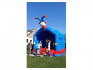 Clown 4m x 4m overdekt
